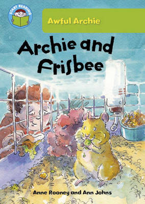 Archie and Frisbee by Anne Rooney