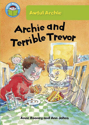 Archie and Terrible Trevor by Anne Rooney