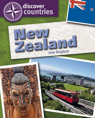 New Zealand by Jane Bingham, Alice Harman