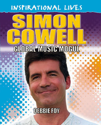 Simon Cowell by Debbie Foy