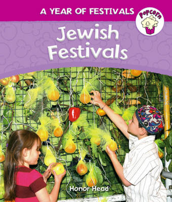 Jewish Festivals by Honor Head