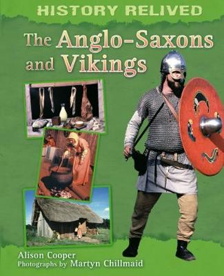 The Anglo-Saxons and Vikings by Cath Senker