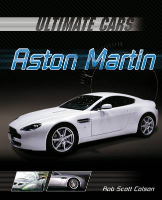 Aston Martin by Rob Scott Colson