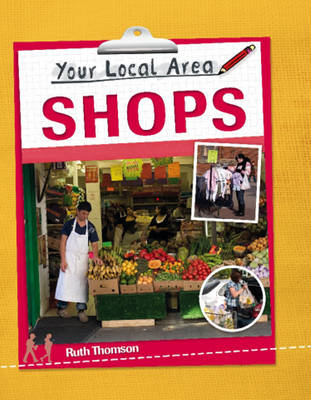 Shops by Ruth Thomson