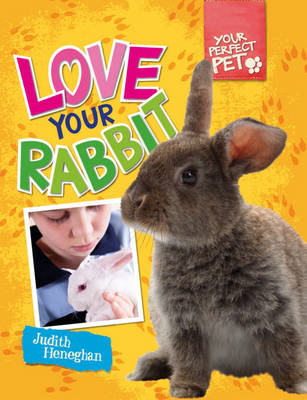 Love Your Rabbit by Judith Heneghan