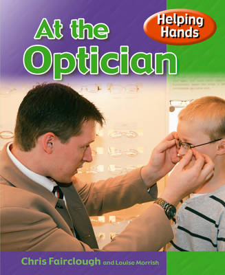 At the Optician by Chris Fairclough