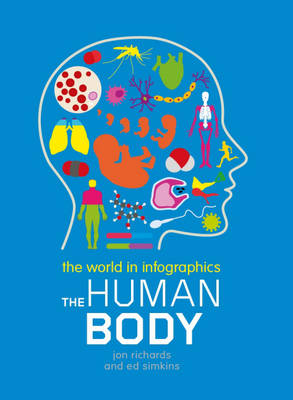 The Human Body by Jon Richards, Ed Simkins