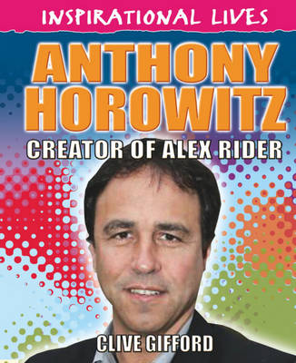 Anthony Horowitz by Cath Senker