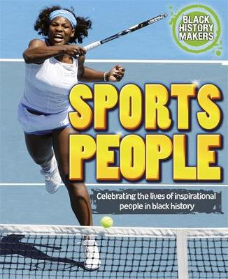 Sports People by Adam Sutherland