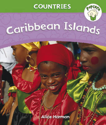 Caribbean Islands by Alice Harman