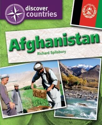 Afghanistan by Richard Spilsbury