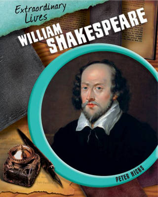 William Shakespeare by Peter Hicks