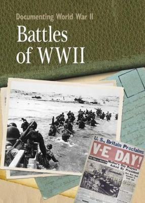 Battles of World War II by Neil Tonge
