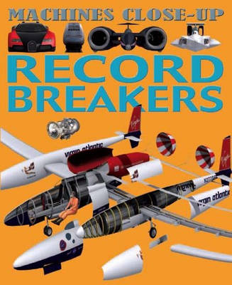 Record Breakers by Daniel Gilpin, Alex Peng