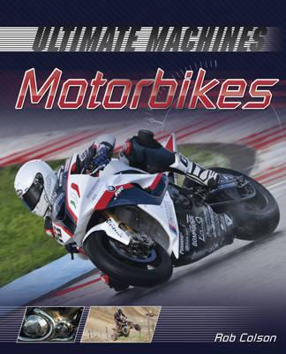 Motorbikes by Rob Scott Colson