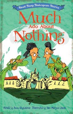 Much Ado About Nothing by Anna Claybourne
