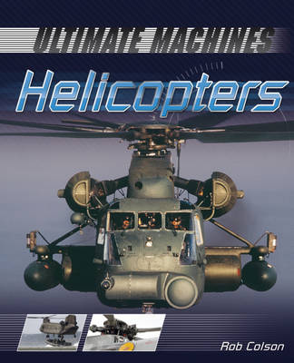 Helicopters by Rob Scott Colson