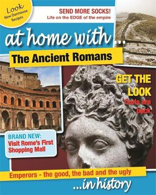 The Ancient Romans by Tim Cooke