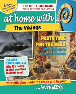 The Vikings by Tim Cooke