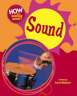 Sound by Carol Ballard