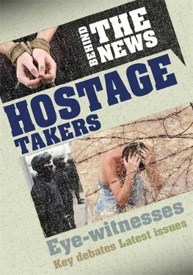 Hostage Takers by Philip Steele