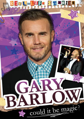Gary Barlow by Etta Saunders, Hettie Bingham