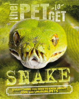 Snake by Rob Colson