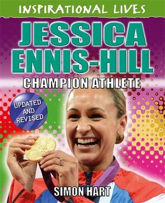 Jessica Ennis-Hill Champion Athlete by Simon Hart