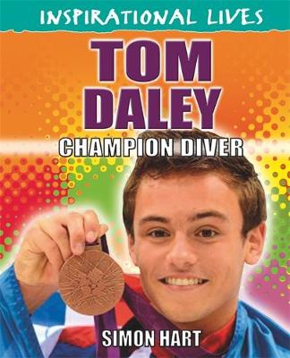 Tom Daley by Simon Hart