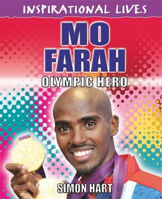 Mo Farah Olympic Hero by Simon Hart