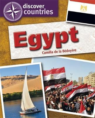 Egypt by Camilla De la Bedoyere