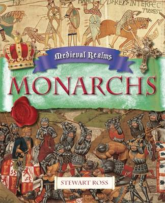 Monarchs by Stewart Ross