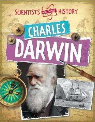 Charles Darwin by Cath Senker