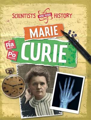 Marie Curie by Liz Gogerly