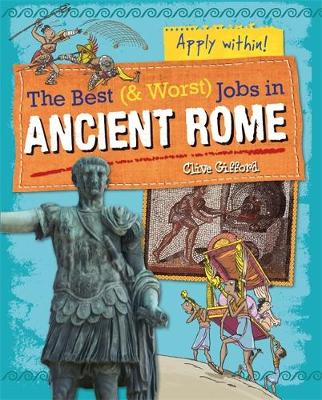 Ancient Rome by Clive Gifford