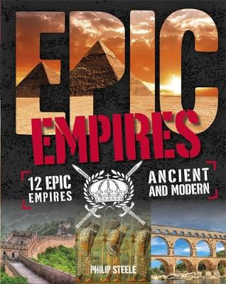 Empires by Philip Steele