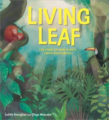 Living Leaf by Judith Heneghan