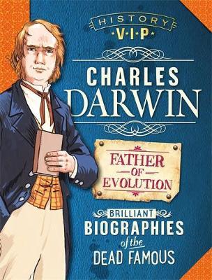 Charles Darwin by Kay Barnham