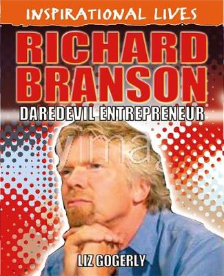 Richard Branson by Liz Gogerly