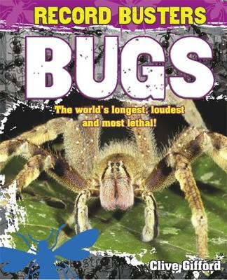 Bugs by Clive Gifford