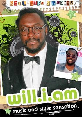 Will.I.am by Hettie Bingham