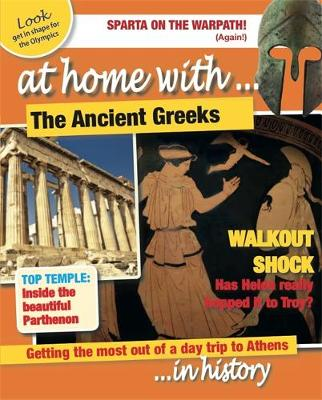 Ancient Greeks by Tim Cooke