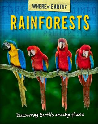 Rainforests by Susie Brooks