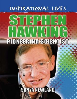 Stephen Hawking by Sonya Newland