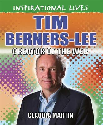 Tim Berners-Lee by Claudia Martin