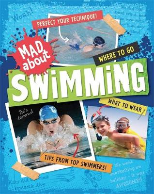 Swimming by Hachette Children's Books