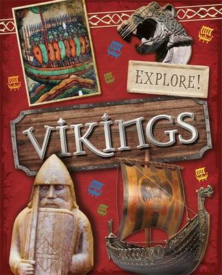 Vikings by Jane Bingham