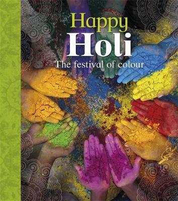 Happy Holi by Joyce Bentley