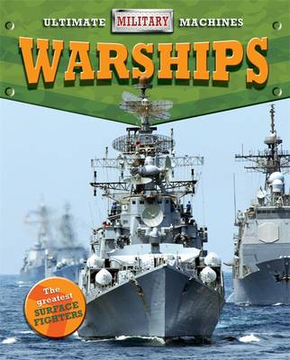 Warships by Tim Cooke