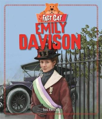 Emily Davison by Izzi Howell